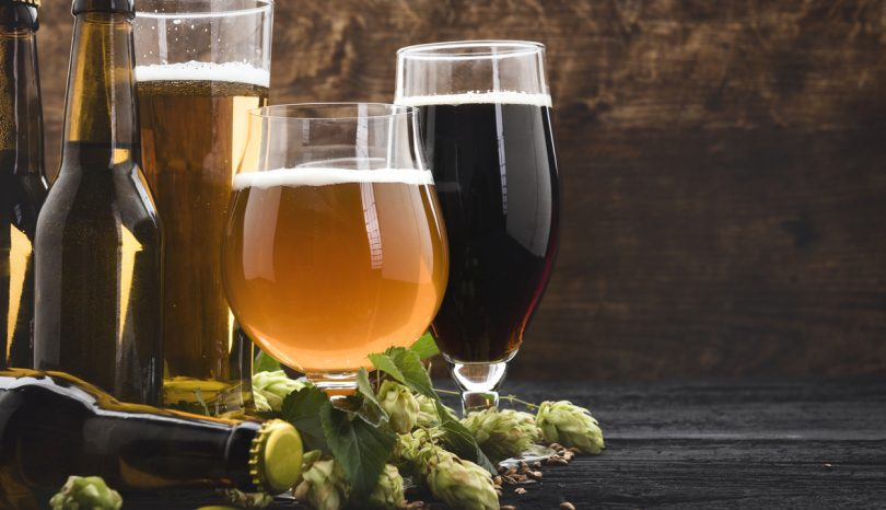 Ingredienserna i öl